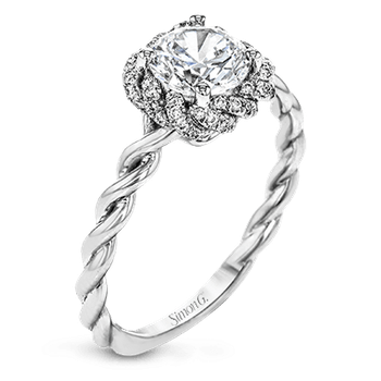 LR1132 ENGAGEMENT RING