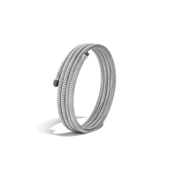 Classic Chain Small Coil Bracelet