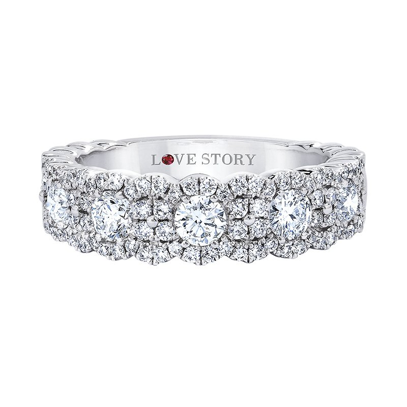 Love Story Diamonds 012-21524