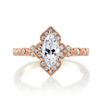 MARS Jewelry - Engagement Ring 27098
