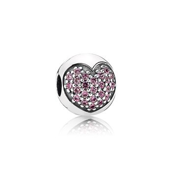 Love Of My Life Clip, Fancy Pink CZ