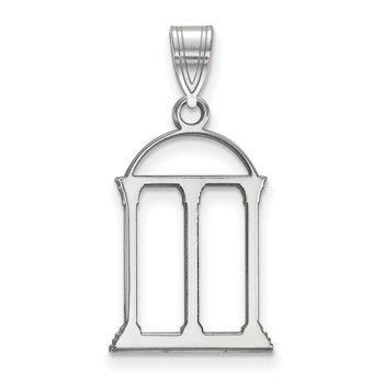 Sterling Silver University of Georgia NCAA Pendant
