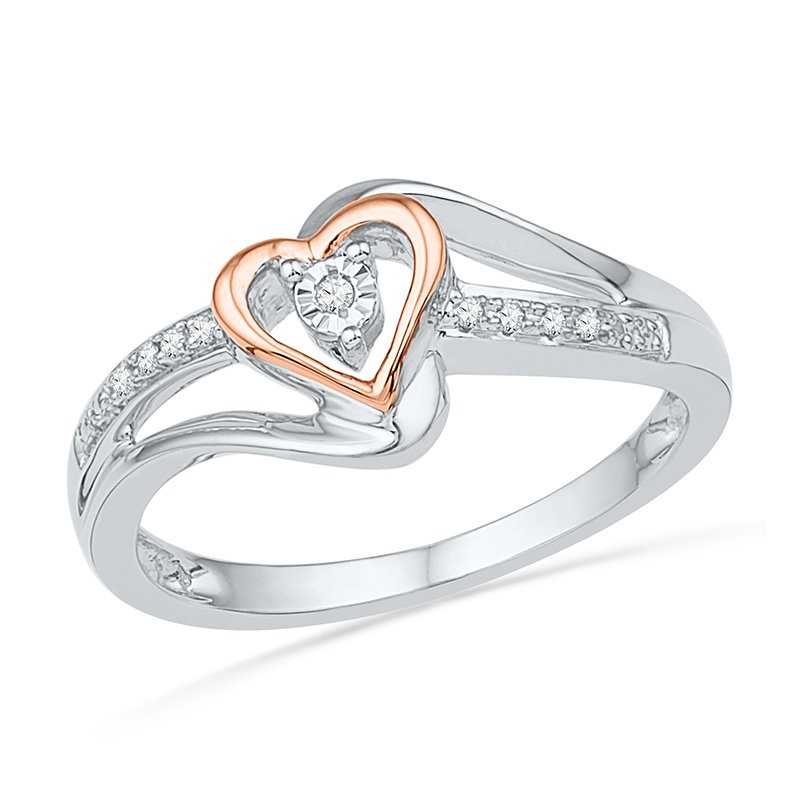 430afb18ca96c Saslow's & Henebry's Jewelers: Gifts That Rock Pink Heart Promise ...