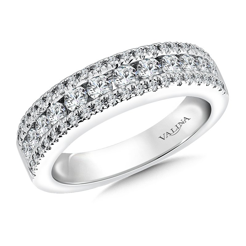 Valina Diamond Anniversary Band 0.94 ct. tw.