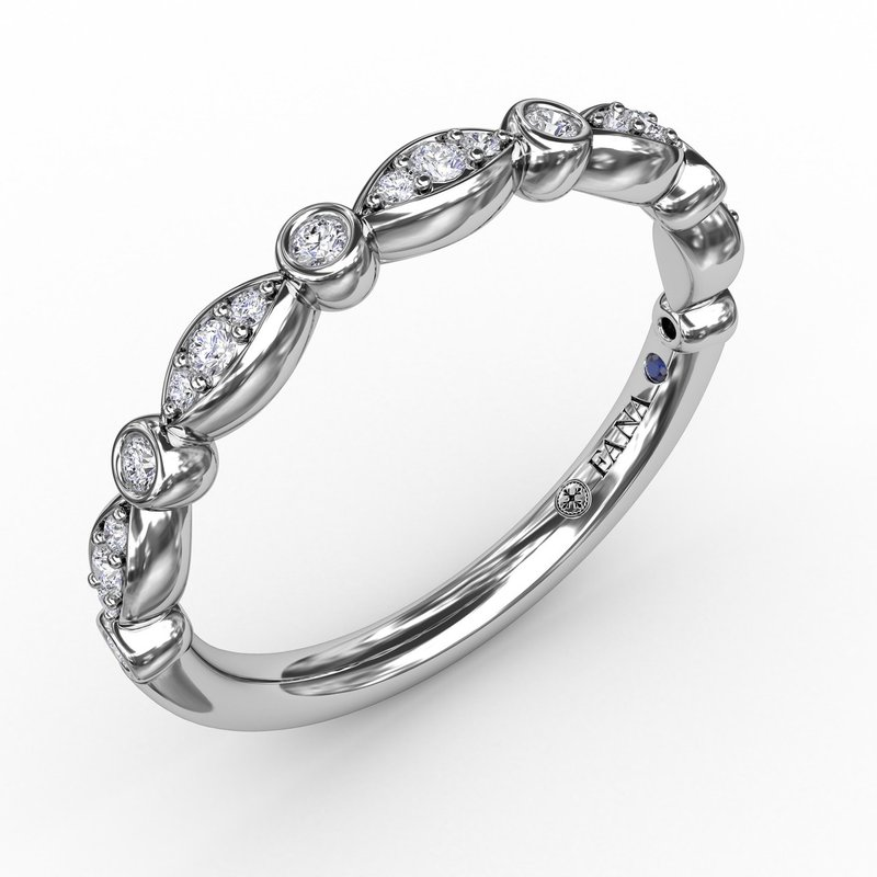 Fana Marquise Diamond Band