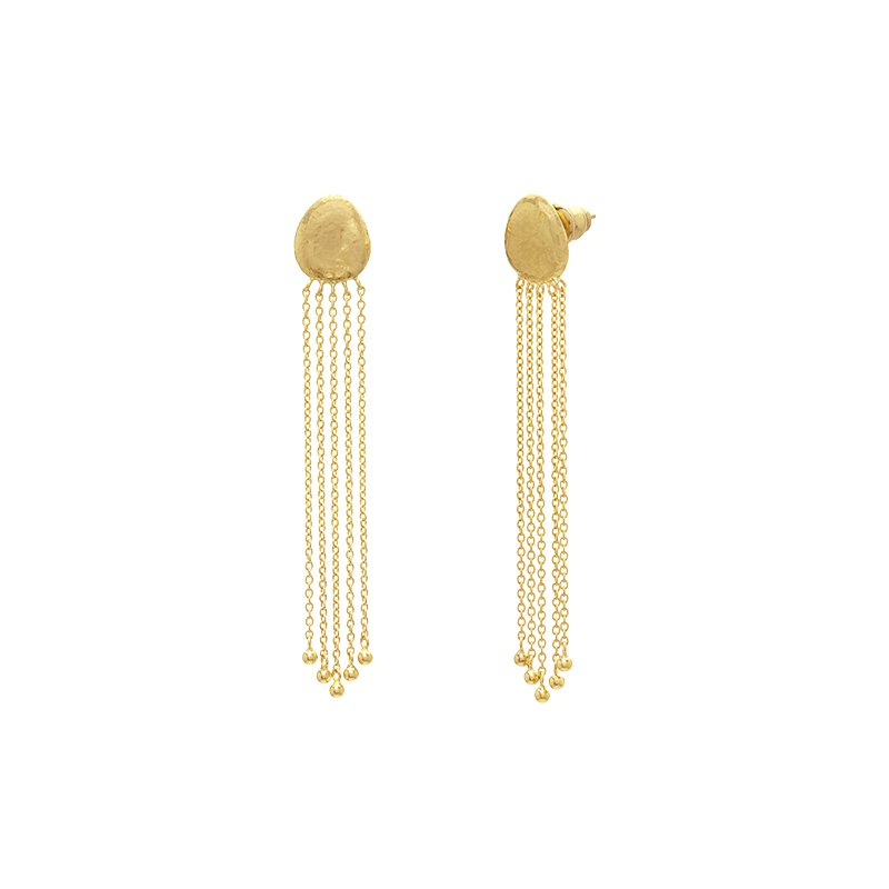 Gurhan Spell Pebble Earrings