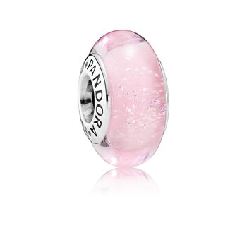 Disney, Aurora's Signature Color Charm, Murano Glass