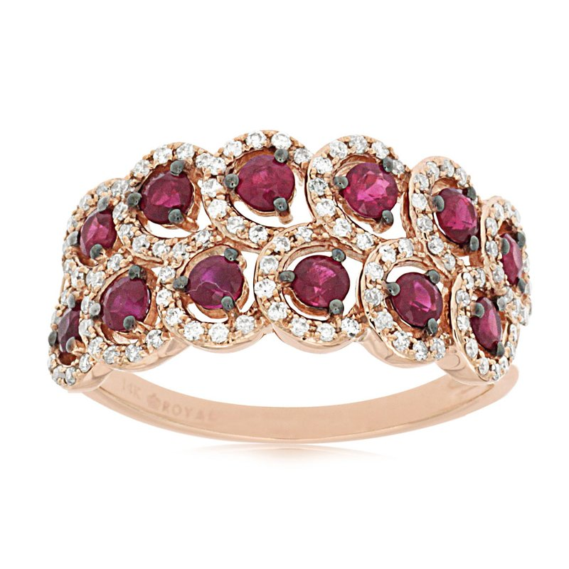 Royal Jewelry PC7448R