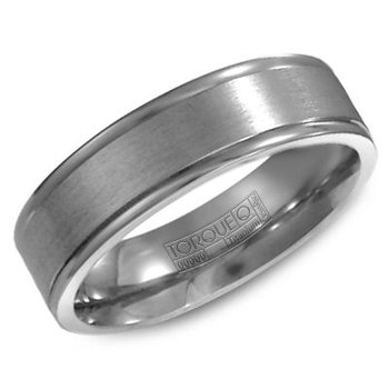 Torque Men's Fashion Ring TI-0015