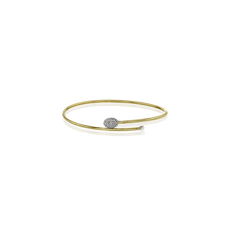 Simon G LB2188-Y BANGLE