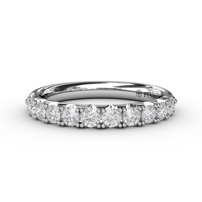 Fana Pave Diamond Anniversary Band