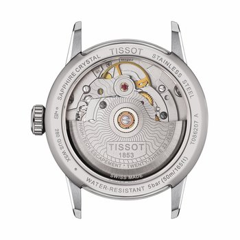 Tissot Luxury Lady Powematic 80