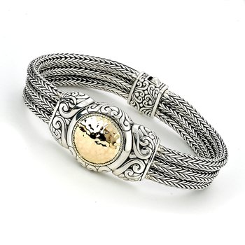 Golden Eye Bracelet