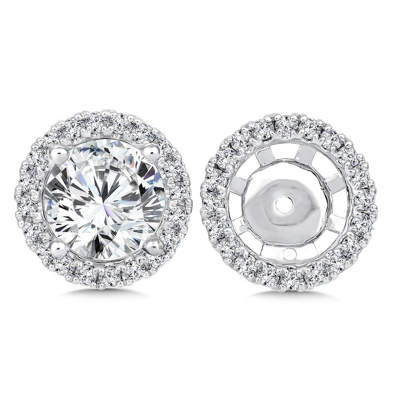 Caro74 Diamond Earing Jacket ( .44 tw )
