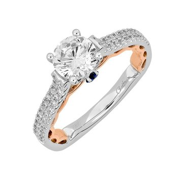 Bridal Ring-RE13307WR10R