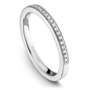 Noam Carver Wedding Band B086-01B