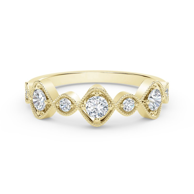 Forevermark The Forevermark Tribute™Collection Vintage Stackable Ring