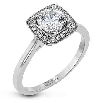 TR710 ENGAGEMENT RING