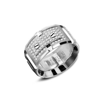 Carlex Generation 2 Ladies Fashion Ring WB-9896WW-S6