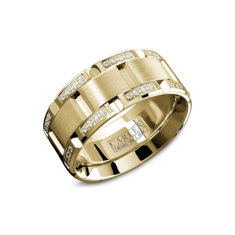 Carlex Carlex Generation 1 Mens Ring WB-9152Y