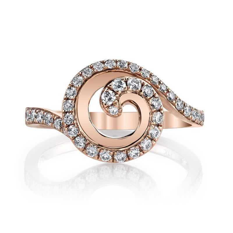 MARS Jewelry MARS 26575 Fashion Ring, 0.52 Ctw.