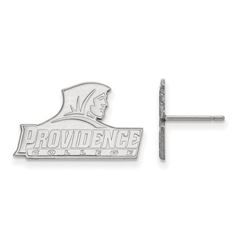 Sterling Silver Providence College NCAA Earrings