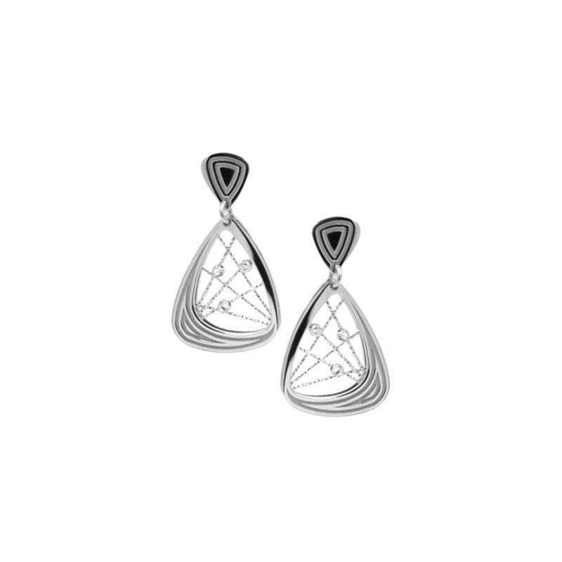 Frederic Duclos Madelaine Earrings