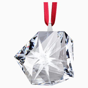 Daniel Libeskind Frosted Star Ornament