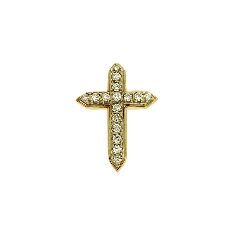 S. Kashi  & Sons Diamond Cross