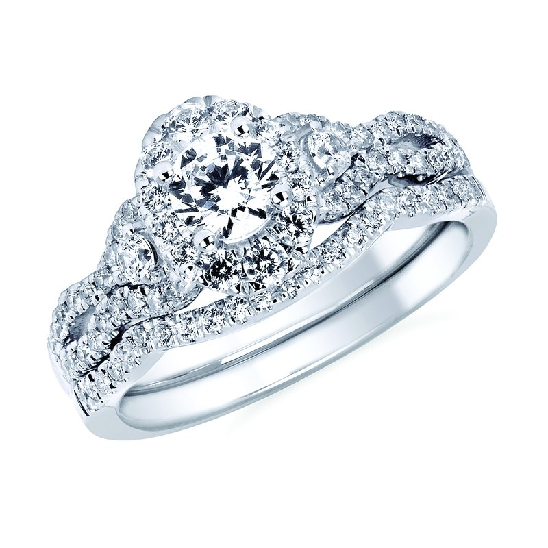 J.F. Kruse Signature Collection Ring RD V 0.50 RD P 0.38 STD