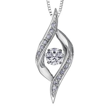 I am Canadian™ Northern Dancer™ Diamond Pendant