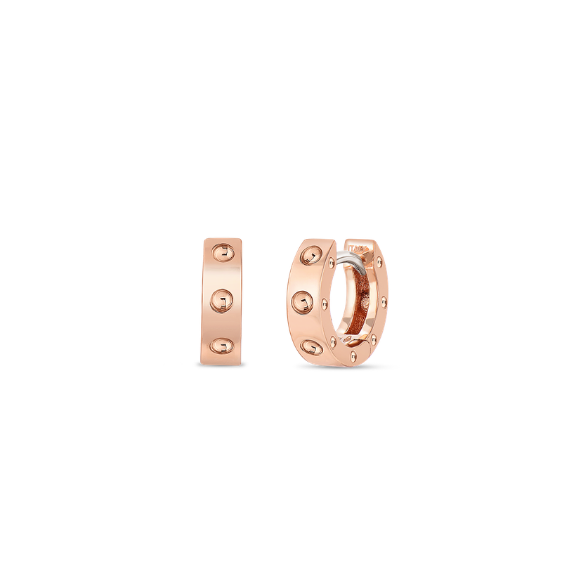 Roberto Coin  #24906 Of Pois Moi Gold Earrings