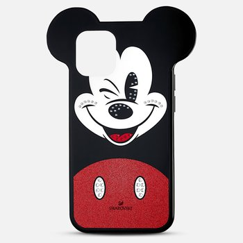 Mickey Smartphone Case with Bumper, Black