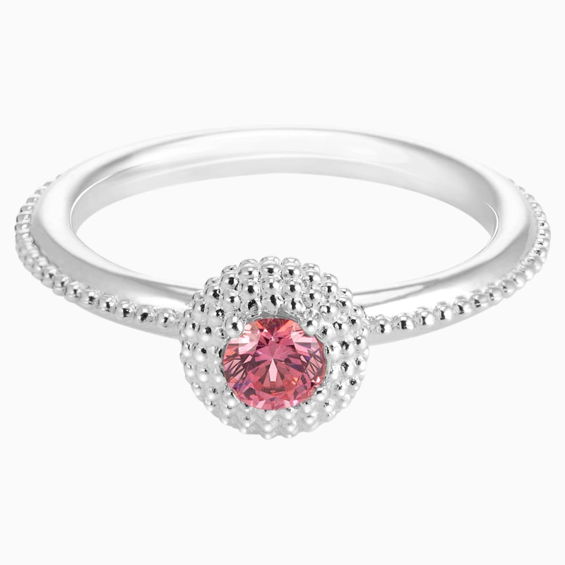 Swarovski Soirée Birthstone Ring October