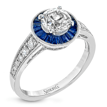 LR1028 ENGAGEMENT RING