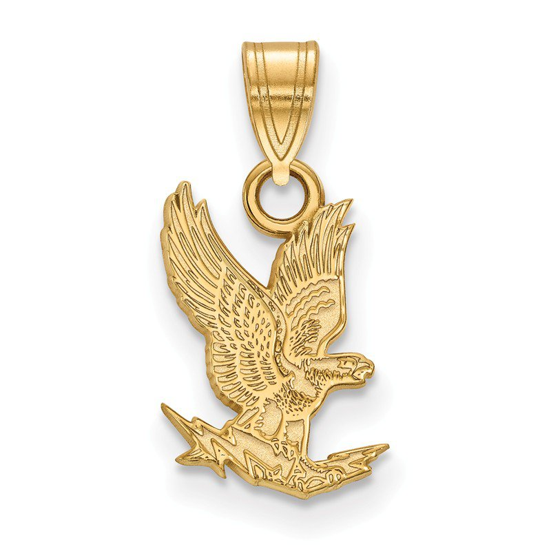 NCAA Gold-Plated Sterling Silver United States Air Force Academy NCAA Pendant