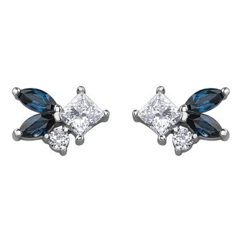 Maple Leaf Diamonds™ Earrings