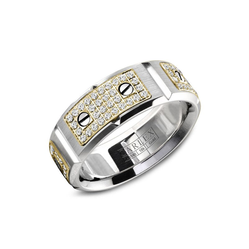 Carlex Carlex Generation 2 Mens Ring WB-9585YW
