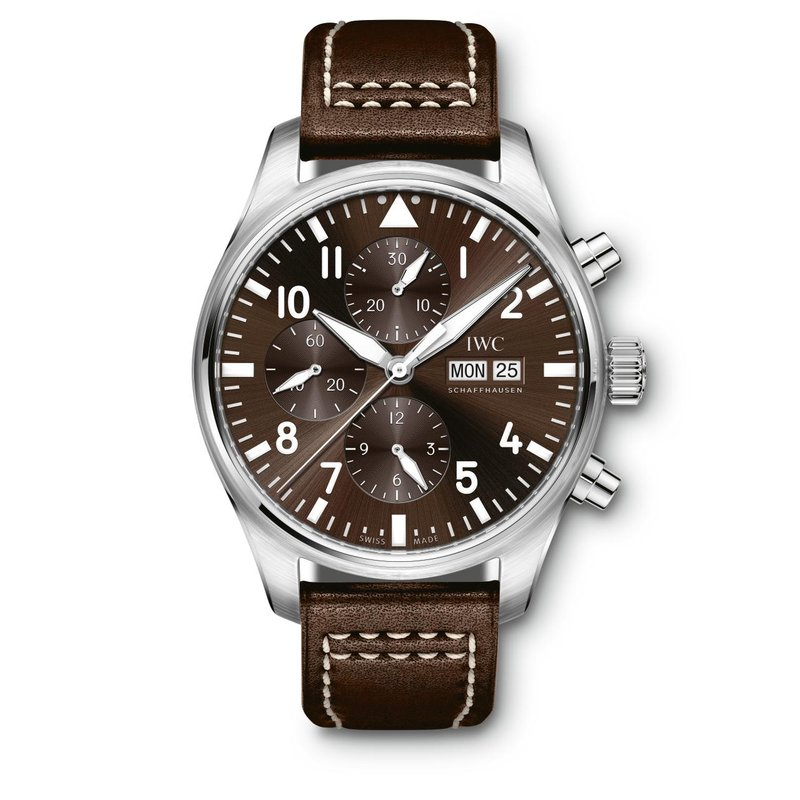 IWC Pilot's Watch Chronograph AdSE
