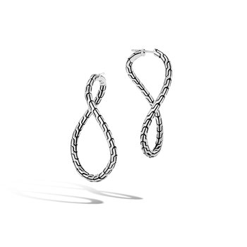 John Hardy Classic Chain Women's Earrings