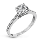 Simon G TR713 ENGAGEMENT RING