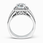 Simon G MR2515 ENGAGEMENT RING