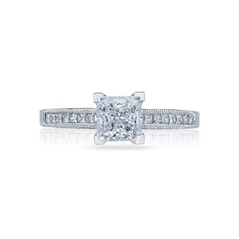 Simply Tacori Diamond Ring