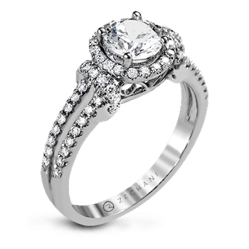 ZR1178 ENGAGEMENT RING