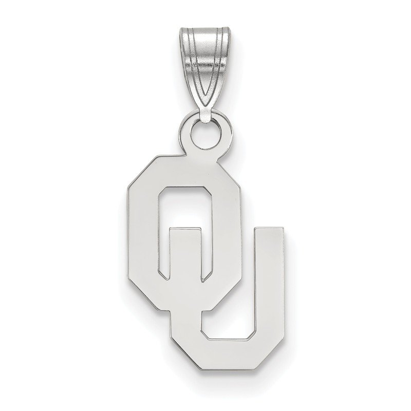 NCAA Gold University of Oklahoma NCAA Pendant