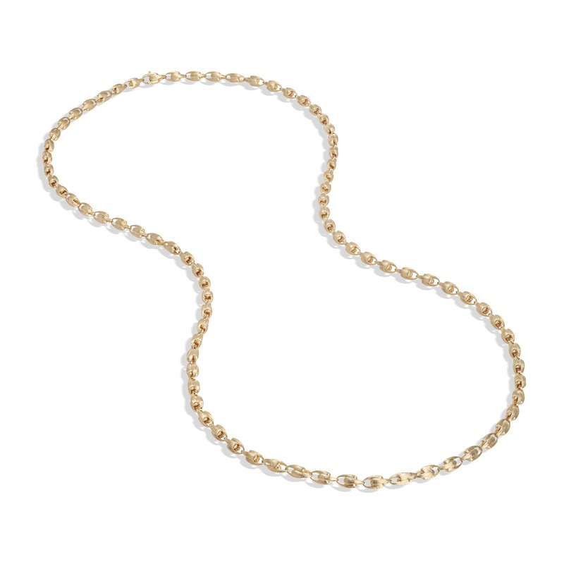 Marco Bicego Lucia Long  Small Link Chain Necklace