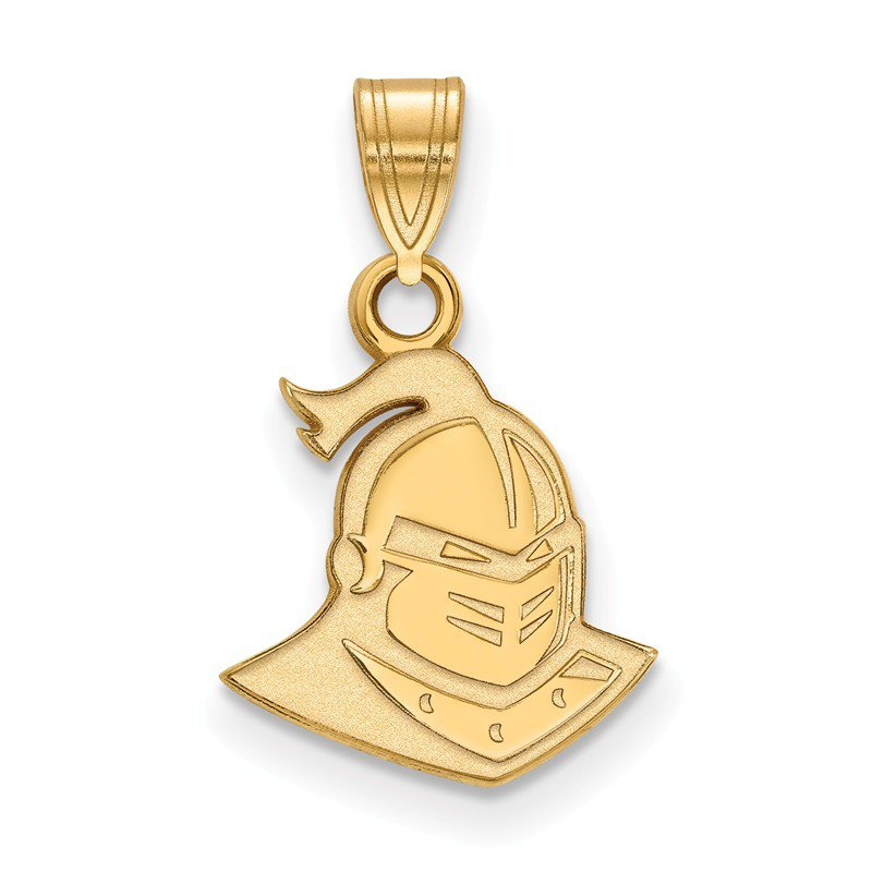 NCAA Gold University of Central Florida NCAA Pendant