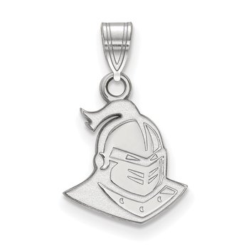 Sterling Silver University of Central Florida NCAA Pendant