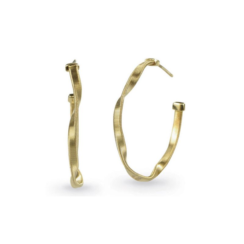 Marco Bicego Marrakech Gold Small Hoop Earrings