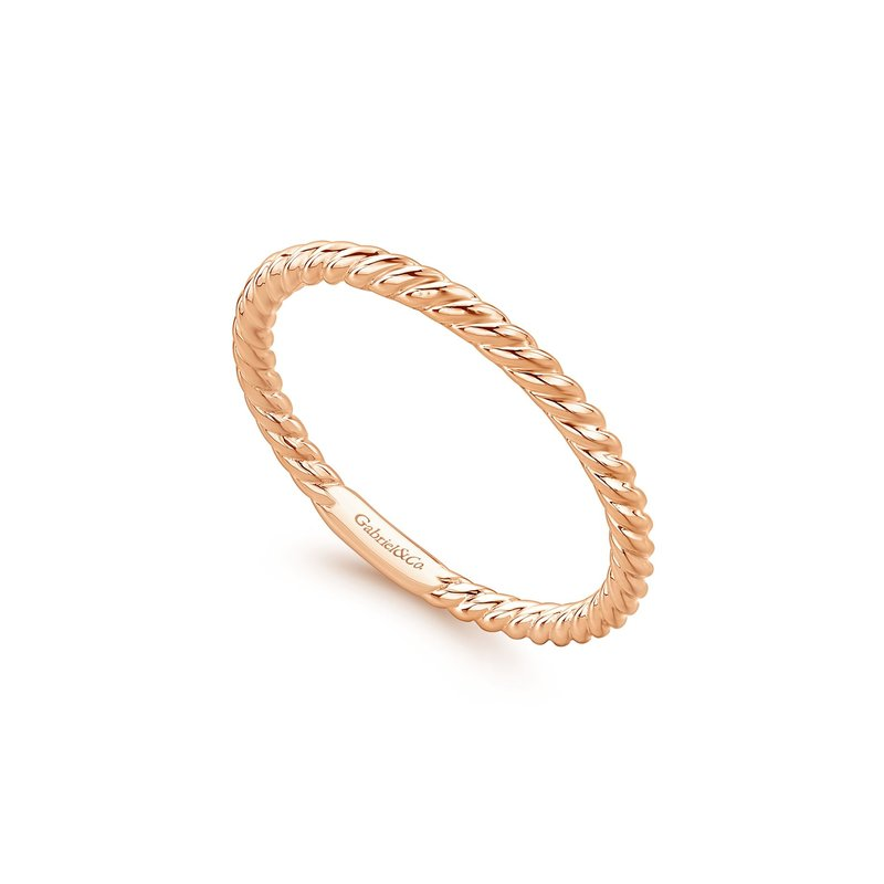 Amavida 14K Rose Gold Fashion Ladies Ring